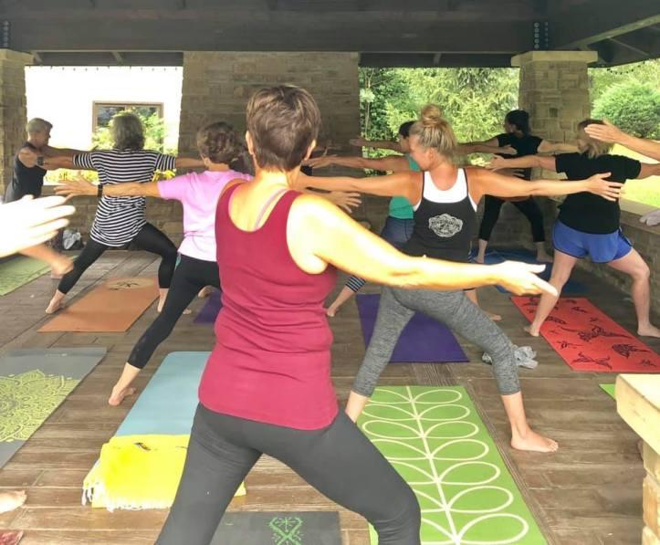 yoga nashville